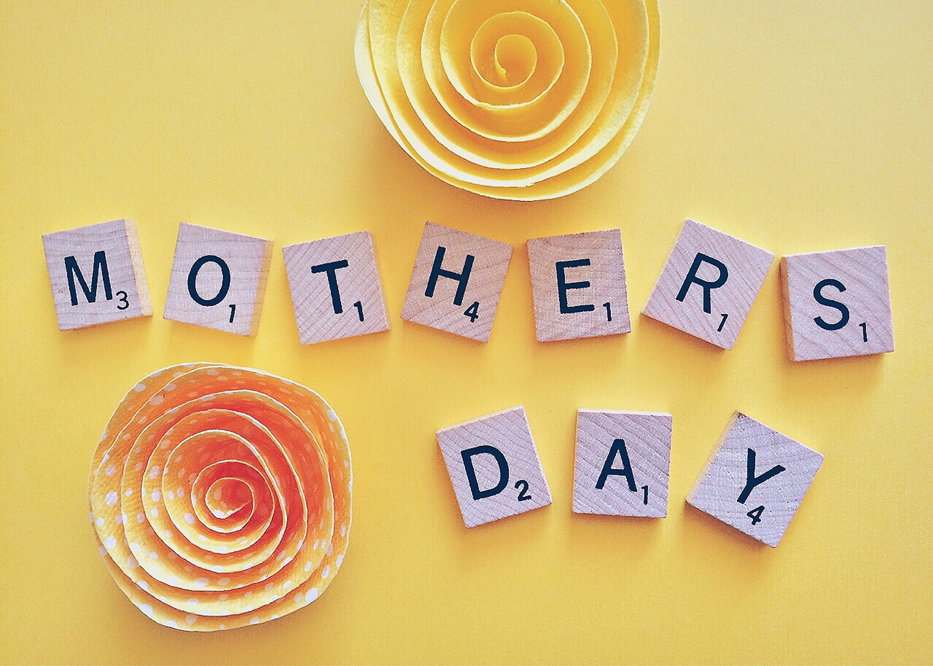 Mother's day at TyGlyn